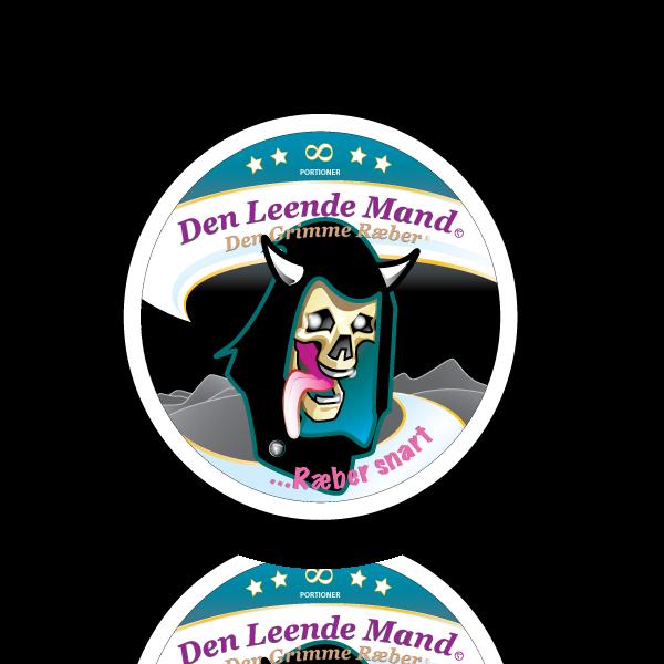 DenLeendeMand_raebersnart